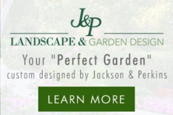 Jackson & Perkins Landscape & Garden Design